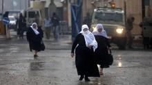 Suriah: Rencana Trump soal Golan Langgar Hukum Internasional
