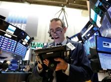Siap-siap Borong Saham, Wall Street Akan Rebound 15% di 2019