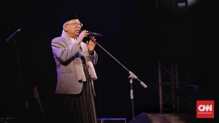 Ma'ruf Amin Pimpin MUI Bahas Fatwa Keuangan Syariah