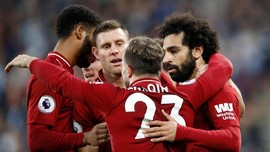 Salah Bawa Liverpool Menang 1-0 Atas Huddersfield