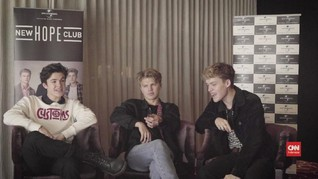 VIDEO: New Hope Club dan 'Tandingan' One Direction