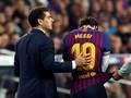 Valverde: Barcelona Ingin Menang Atas Inter Milan Tanpa Messi