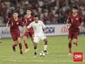 Cetak Hattrick Lawan Qatar, Rivaldo Ferre Ingin Jadi Starter