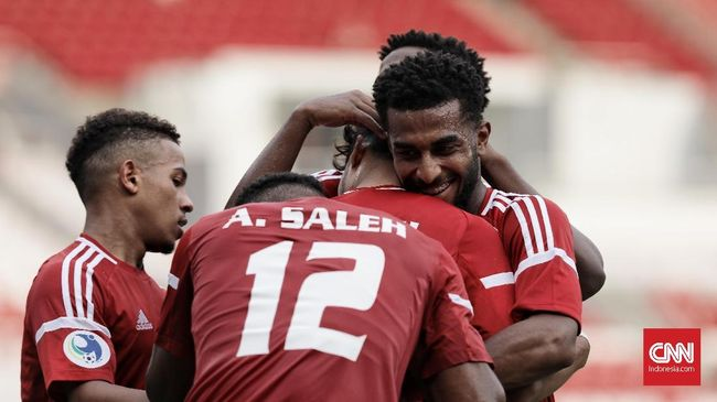 Lawan Timnas Indonesia U-19, UEA Siapkan Mesin Gol Andalan