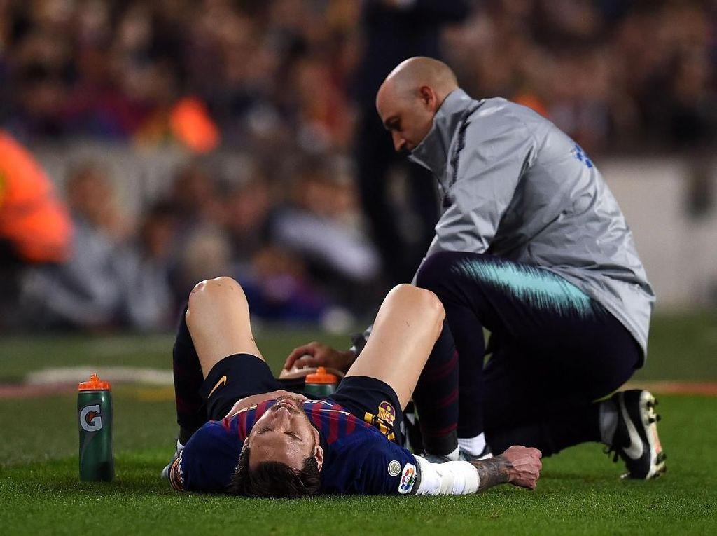 Patah Tulang Tangan Seperti Messi, Bagaimana Penyembuhannya?