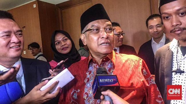 Said Aqil: Warga NU Tak Berani Langkahi Makam, Takut Kualat