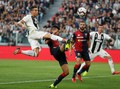 Ronaldo Cetak Gol, Juventus Ditahan Imbang Genoa