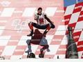 Rossi dan Lorenzo Puji Marquez Usai Raih Gelar Juara MotoGP