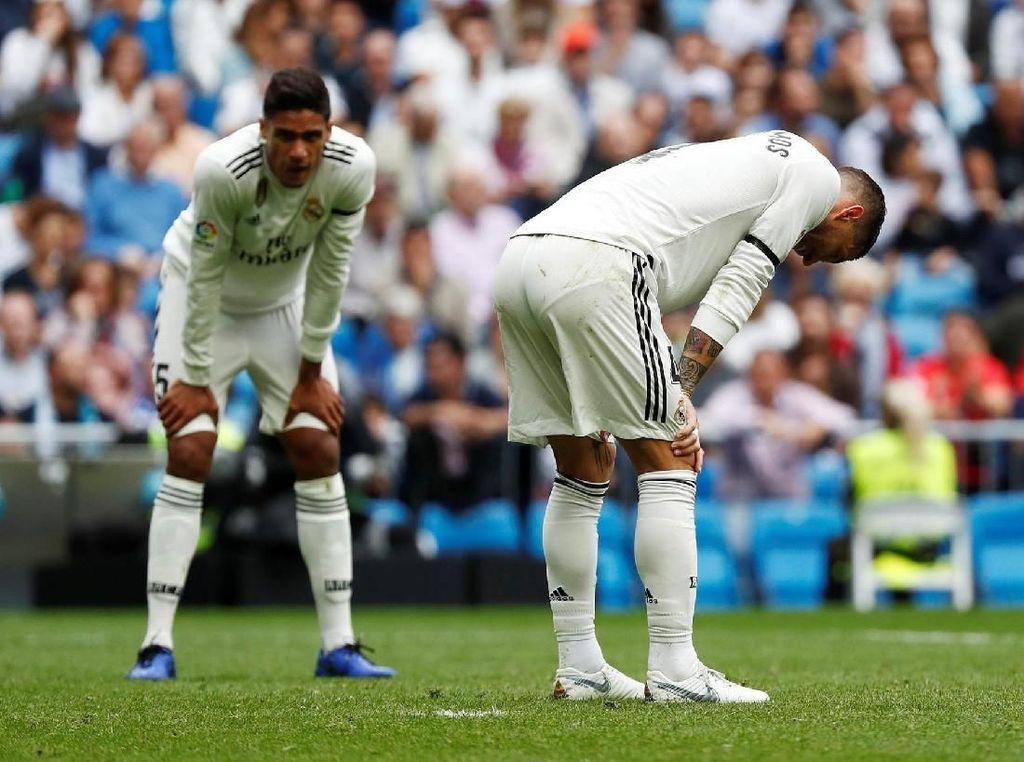 Madrid Kembali Tersungkur