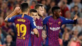 Jadwal Siaran Langsung Barcelona vs Inter Milan