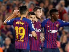Klasemen La Liga: Barcelona Kembali ke Puncak
