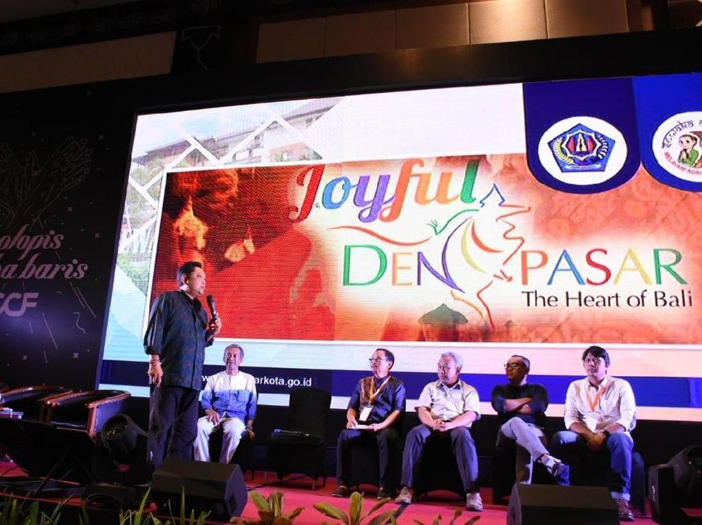 Denpasar Salah Satu Kota Kreatif Pariwisata