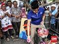 Sandi Ziarah di Gresik, Ma'ruf Terima Relawan di Jakarta