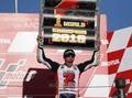FOTO: Pengukuhan Gelar Marc Marquez di MotoGP 2018