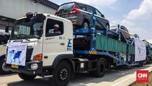 Rencana Suzuki Indonesia Kerek Nilai Ekspor Hingga Rp11,3 T