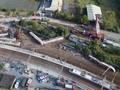 FOTO: Kecelakaan Kereta Paling Parah di Taiwan dalam 3 Dekade