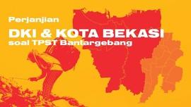 INFOGRAFIS: Perjanjian Sampah Jakarta dan Kota Bekasi