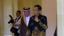 VIDEO: Jokowi Harap Saudi Transparan Selidiki Kasus Khashoggi