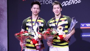 Hasil Undian BWF World Tour Finals 2018