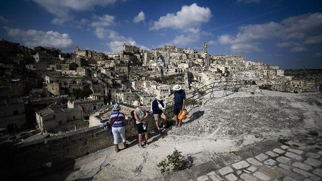Matera, Dulu Bersejarah Kelam Sekarang Kota Kebudayaan Eropa