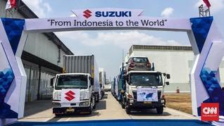 Suzuki Indonesia Mulai Ekspor Ertiga dan Nex II