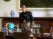 Datang ke Istana Jokowi: Buruh Curhat UU Naker Sampai BPJS