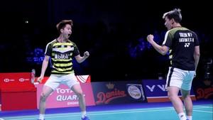 Kevin/Marcus Hadapi Lee Yong Dae 'Si Raja Super Series'