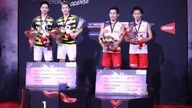5 Fakta Menarik Marcus/Kevin di Final Hong Kong Terbuka 2018