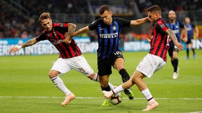 7 Catatan Penting Jelang Duel AC Milan vs Inter Milan