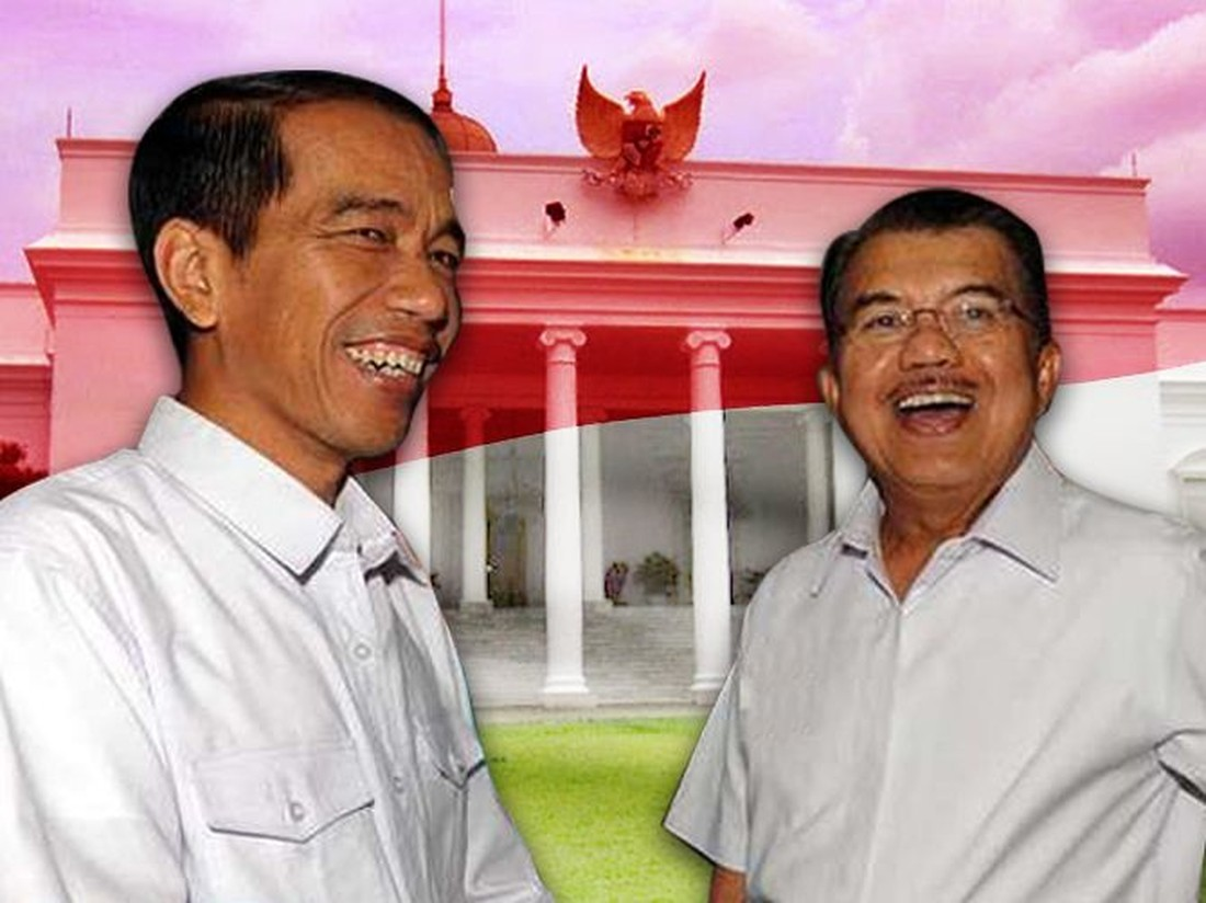 4 Tahun Pemerintahan Jokowi-JK