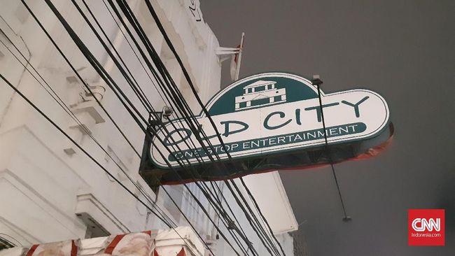 Pemprov DKI Resmi Menutup Diskotek Old City