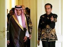 Temui Menlu Arab, Ini Permintaan Jokowi Soal Kasus Khashoggi