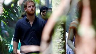 Pangeran Harry Sebut Ingin Anak Perempuan