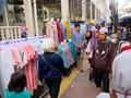VIDEO: PKL Belum Dapat Los di Skybridge Tanah Abang