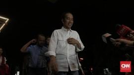 Jokowi Jamin Seluruh Jubir TKN Tak Berpolitik Kebohongan