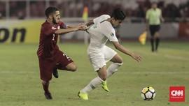 Timnas Indonesia U-22 vs Myanmar Imbang 1-1 di Babak Pertama