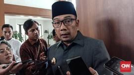 Petugas KPPS Gugur, Ridwan Kamil Beri Santunan Rp50 Juta