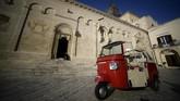 Pada tahun 1993 Matera ditetapkan UNESCO sebagai Situs Warisan Dunia.