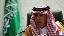 VIDEO: Menlu Saudi Tegaskan Raja Tak Terlibat Kasus Khashoggi