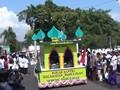 VIDEO: Kirab Santri Sumedang Meriahkan Hari Santri Nasional