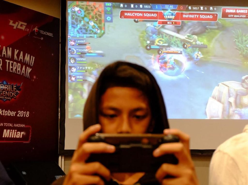 Dalam ajang tersebut, Telkomsel juga menghadirkan keseruan Dunia Games Amateur League di 30 lokasi dalam wilayah Jabotabek Jabar. Foto: dok. Telkomsel