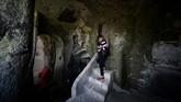 Walaupun merupakan permukiman tertua di dunia, Matera sempat menjadi kota termiskin di Italia yang penuh penyakit.