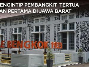 Mengintip Pembangkit Tertua dan Pertama di Jawa Barat