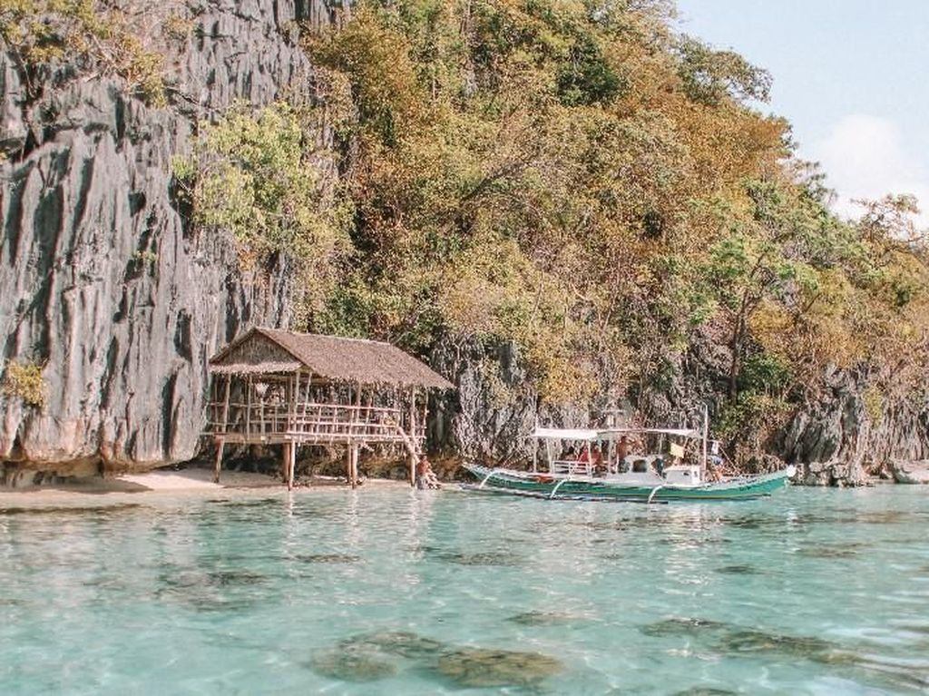 Ini Saingan Raja Ampat dari Filipina