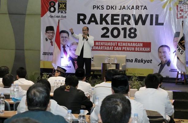 Rakerwil PKS DKI Jakarta