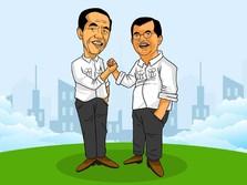 Tangan Dingin Jokowi-JK Bangun Infrastruktur