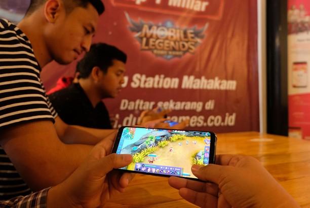 Melihat Serunya Gelaran Dunia Games Amateur League Telkomsel