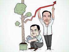 Pertumbuhan Ekonomi Kuartal III 5,17%, Ini Tanggapan Istana