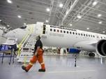 Bombardier Gugat Program Pesawat Jet Mitsubishi, Ada Apa?