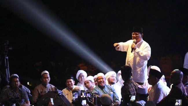 Jumatan Prabowo di Masjid Kauman akan Diawasi Bawaslu